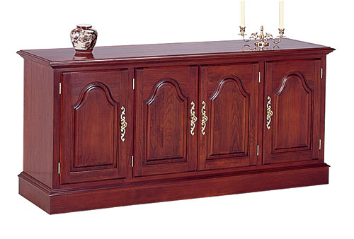 Genial Cherry Buffet Cherry Credenza Cherry Dining Room Furniture Made In The USA
