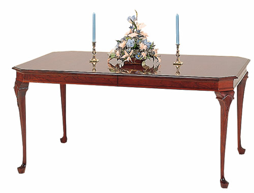 Cherry Clip Corner Dining Table