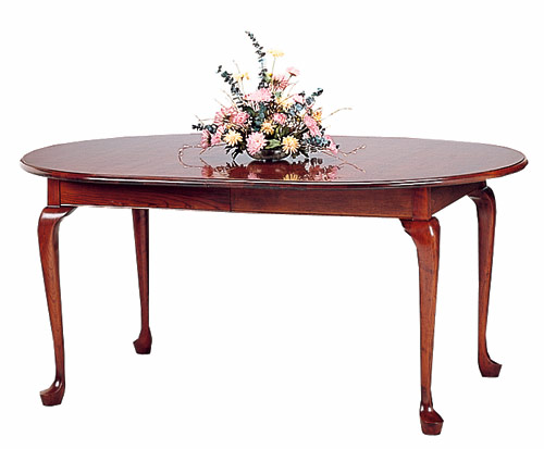 Fabulous Oval Cherry Dining Room Table 500 x 413 · 29 kB · jpeg