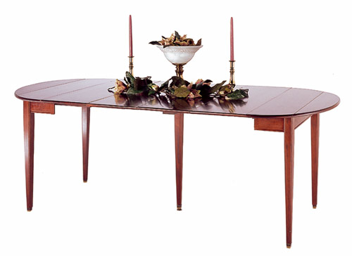 Cherry Pembroke Dropleaf Dining Table Made in the America